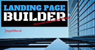 landing page builder termurah