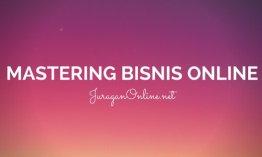 Tutorial – Mastering Bisnis Online