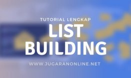 Tutorial – List Building