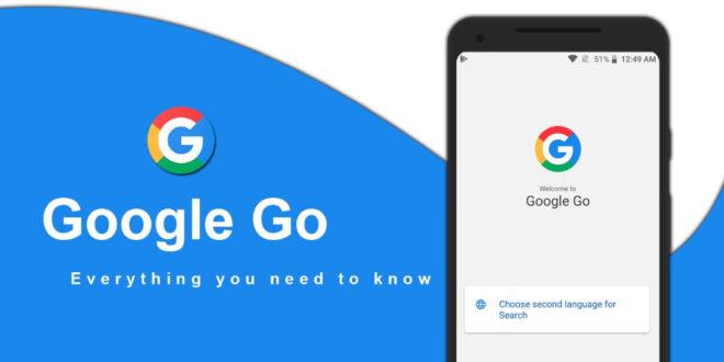 aplikasi google go