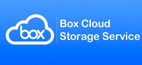 Box cloud storage