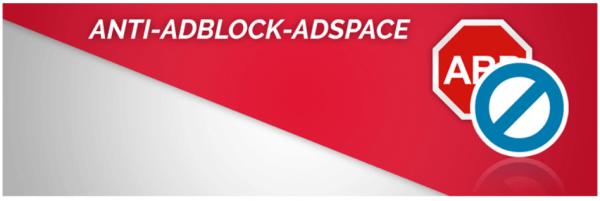 plugin anti adblock adspaces