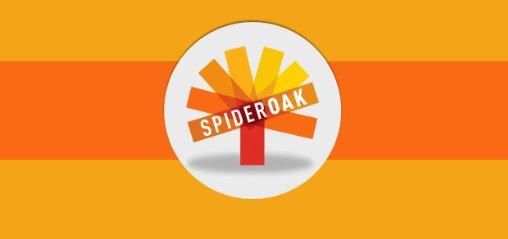 spideroak gratis dropbox