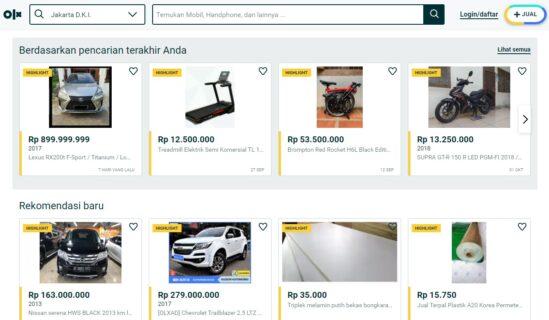 11 toko online terbaik - olx indonesia