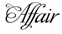 Jenis font cocok untuk desain undangan pernikahan - Affair