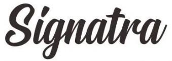 Jenis font cocok untuk desain undangan pernikahan - Signatra